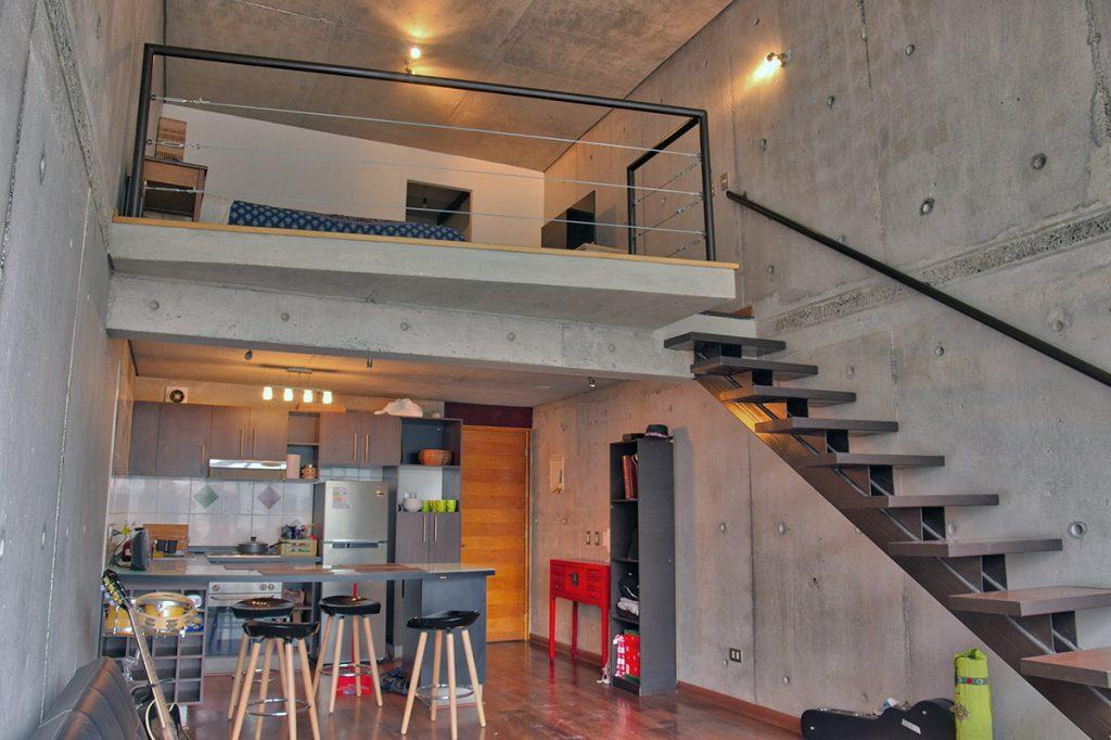 appartement loft providencia